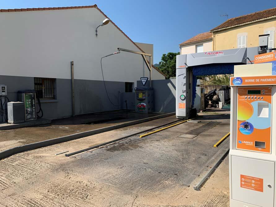 Lavage automobile en Haute-Corse