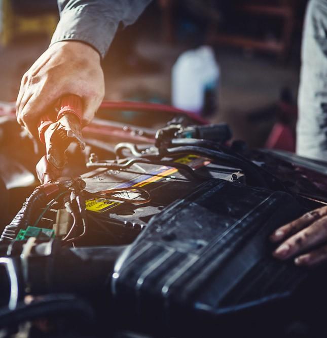 entretien et la réparation de véhicule